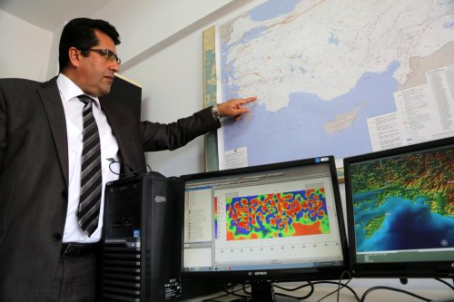 Türkiye'deki depremlerin tomografisini çekti: Endişeye gerek yok