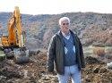 Tunceli'de köylülerin baz istasyonu tepkisi