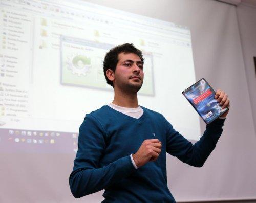 Üniversite öğrencisi casus yazılımlara karşı 'akıllı' antivirüs geliştirdi
