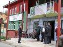 Başbakan Davutoğlu'nun Tunceli Cemevi'ni ziyaret etmesi
