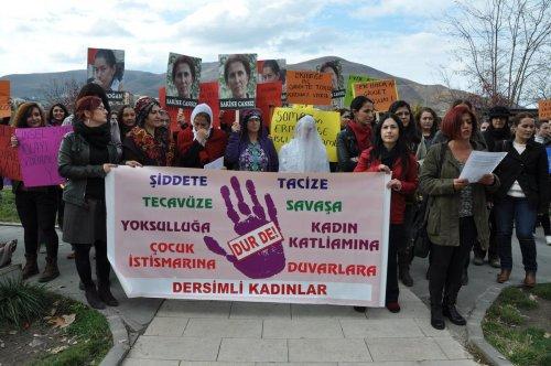 Kadına Yönelik Şiddetle Uluslararası Mücadele Günü