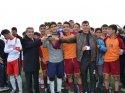 Bingöl'de okul sporları