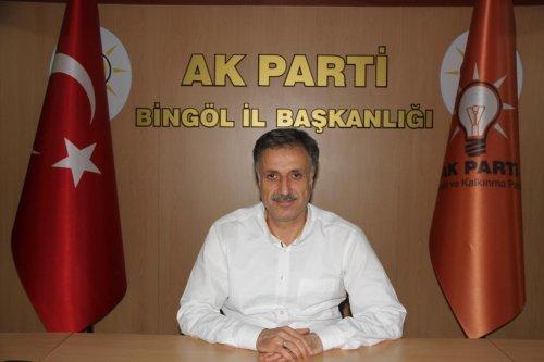 AK Parti Bingöl İl Başkanığı, performansta Türkiye birincisi