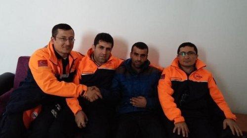 Bingöl'de kaybolan kişi bulundu