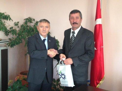 Çorlu Belediye Başkan Yardımcısı Avcı'dan Taşköprü'ye ziyaret