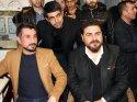 Elazığ'da dizi oyuncularına ilgi