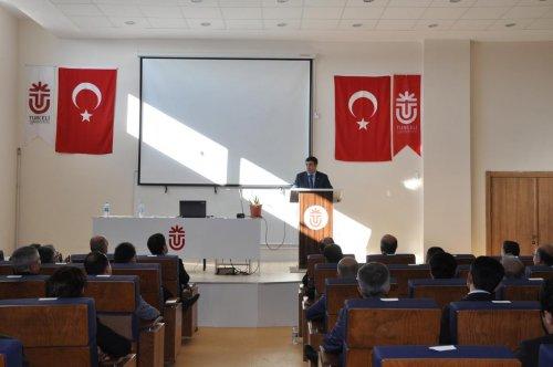Kalkınma Bakanı Yılmaz, Tunceli'de