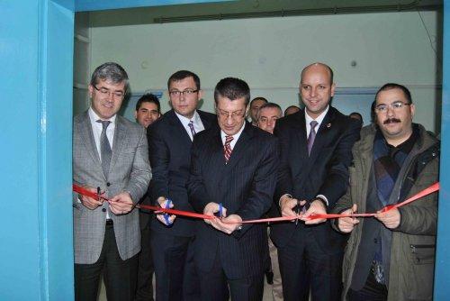 Hayrabolu Devlet Hastanesi Endoskopi Ünitesi açıldı