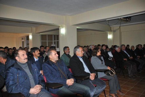 Şemdinli'de belediye personeline eğitim