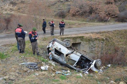 Kazan'da trafik kazası: 2 yaralı