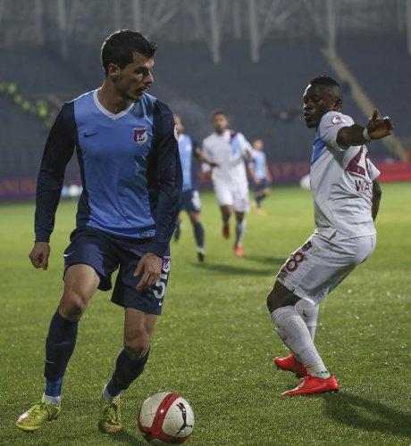 Keçiörengücü - Trabzonspor
