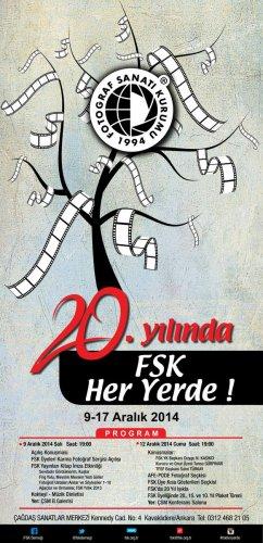 FSK'nın 20. kuruluş yıl dönümü