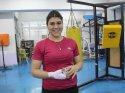 Milli boksör Bozduman, olimpiyat şampiyonluğunu hedefliyor