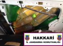 Yüksekova'da akaryakıt kaçakçılığı