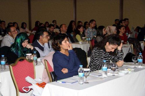 Elazığ'da, Diş Hekimleri Bilimsel Toplantısı düzenlendi