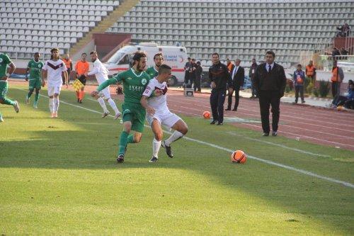 Elazığspor-Giresunspor