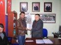 MHP Sandıklı İlçe Başkanlığında devir teslim töreni