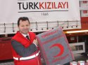 Türk Kızılayı, kentlerdeki sığınmacıları da unutmayacak