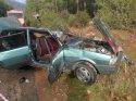 Aydın'da trafik kazası: 2 ölü, 3 yaralı
