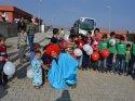 Siirt'teki Ezidi çocukların yüzünü güldürdüler