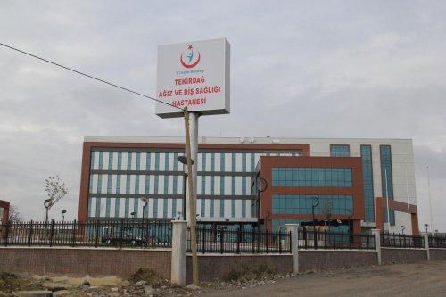 Trakya'nın ilk Ağız ve Diş Sağlığı Hastanesi