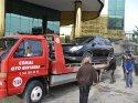 Belediye Başkanı Bakırhan'ın aracına saldırı