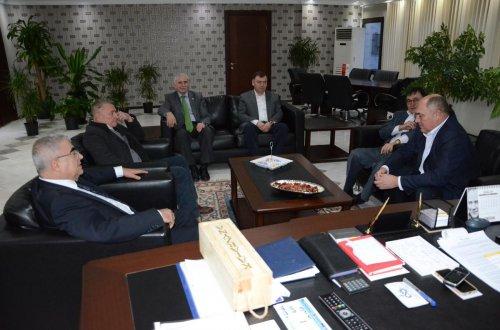 Bulgaristan heyetinden Çorlu Belediyesi'ne ziyaret