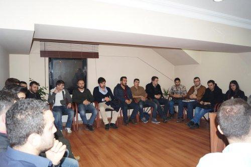 Genç MÜSİAD üyeleri bir araya geldi