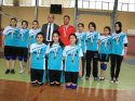Sandıklı'da voleybol turnuvası