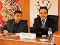 TKDK Dinar'da seminer verdi