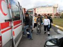 Aksaray'da bıçaklı kavga: 4 yaralı