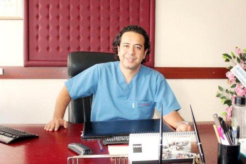 Dinar Devlet Hastanesi Yöneticisi Büyükvanlı