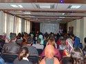 Fındıklı'da insan hakları paneli düzenledi
