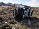 Niğde'de trafik kazası: 2 yaralı