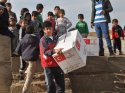 Türkiye'ye sığınan Ezidiler