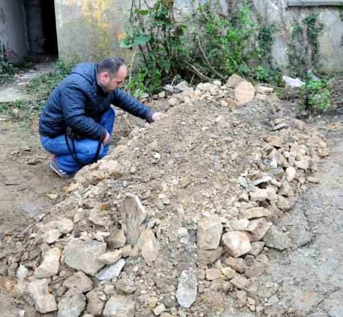 Zonguldak'ta kömür ocağındaki göçük