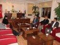 Adilcevaz Belediye Başakanı Gürsoy'a ziyaret