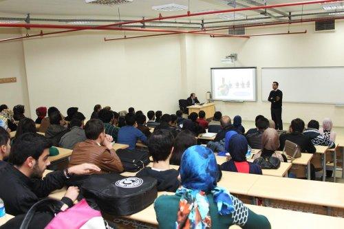 BEÜ öğrencilerine oryantasyon eğitimi