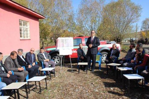 Bingöl'de 'Murat Nehri Havzası Rehabilitasyon' Projesi