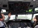 Boeing'de öğrencilere havacılık eğitimi veriyorlar