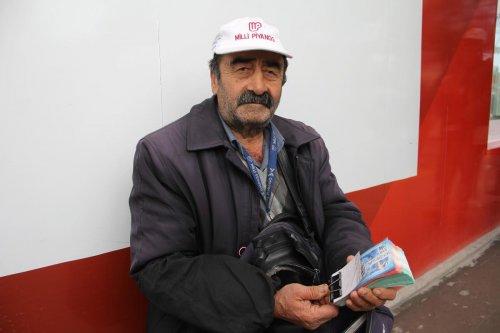 Elazığ'da Milli Piyango bileti hırsızlığı