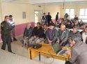 Hisarcık'ta, jandarmadan uyuşturucu toplantıları