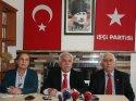 İP Genel Başkanı Perinçek, Adana'da