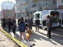 Kamyonun çarptığı temizlik işçisi kadın öldü