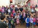 Kaymakam Dayanç'tan köy ziyareti
