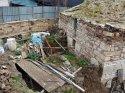 Kula'daki Süleyman Şah Türbesi restorasyonu