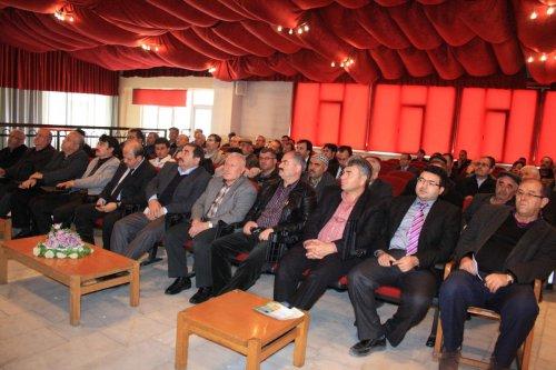 Sandıklı'da TKDK'den bilgilendirme toplantısı