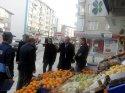 Sungurlu Belediye Başkanı Şahiner'den kaldırım işgali uyarısı