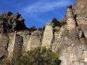 7 bin yıllık Kandiber Kalesi, restore ediliyor