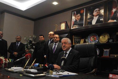 AK Parti Gaziantep il kongresine doğru